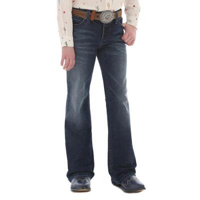 Wrangler Girl's Boot Cut Jeans