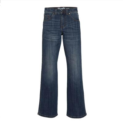 Wrangler Girl's Retro Relaxed Boot Cut Jeans
