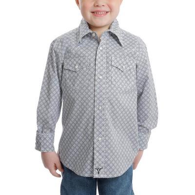 Wrangler Boy's Advanced Comfort Shirt