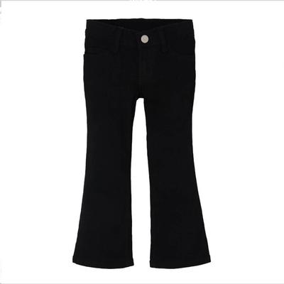 Wrangler Girl's Black Boot Cut Jeans
