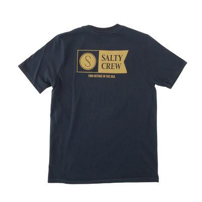 Salty Crew Boy's Alpha Refuge T-Shirt