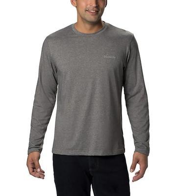 Columbia Men's Thistletown Park Crew Neck Long Sleeve Shirt