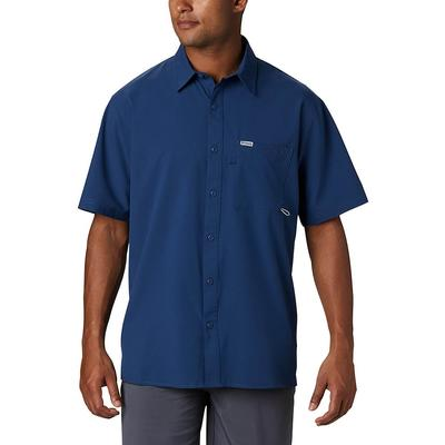 Columbia Men's PFG Zero Rules Woven Shirt