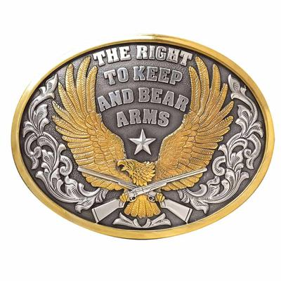The Right To Bear Arms Belt Buckle
