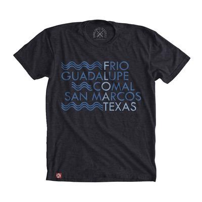Tumbleweed Float Texas T-Shirt