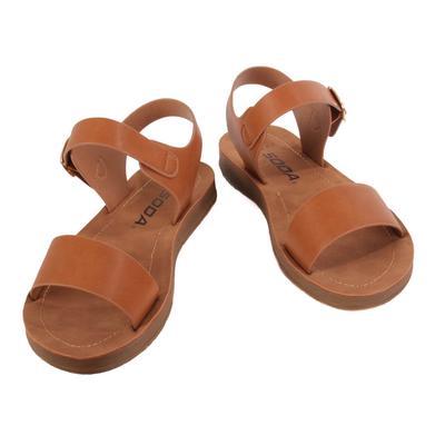 Women's Tan Gospel Sandals