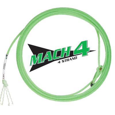 Fast Back Mach 4 Head 31 Ft. Head Rope