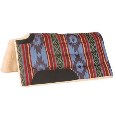 Mustang Navajo Cutback Built-up Saddle Pad