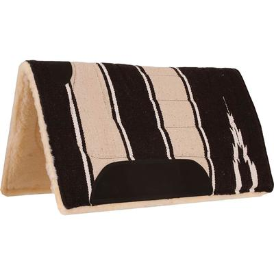 Mustang Assorted Navajo Top With Fleece Bottom Pad
