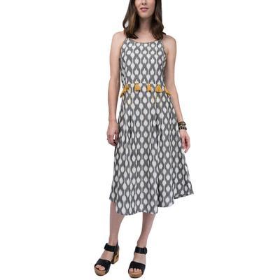 Uncle Frank Women's Ikat Sun Dress