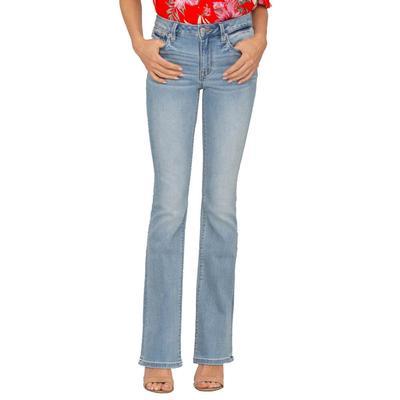Miss Me Women's Free Flow Boot Cut Jeans
