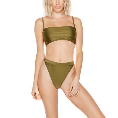 Dippin Daisy's Women's Shimmer Bikini Bottoms