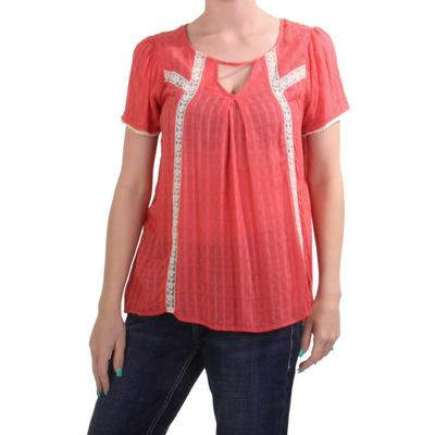 Kori Women's Open Neck Top