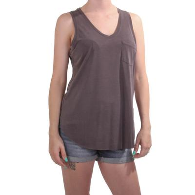 Women's Dark Grey Esther Tank Top