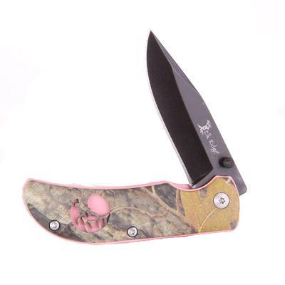 Pink Camo Denver Pocket Knife