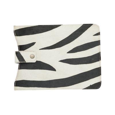Myra Bag Zebra Ipad Cover