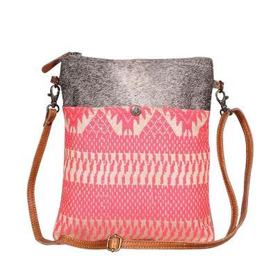 Myra Pink Petals Small & Crossbody Bag