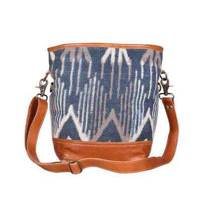 Myra Blue Mist Shoulder Bag