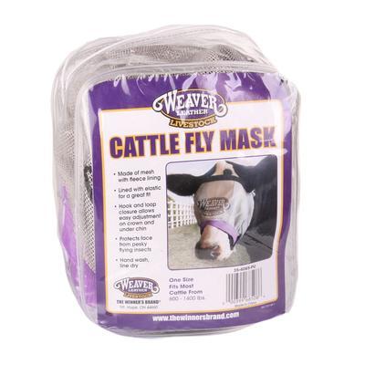 Weaver Cattle Fly Mask