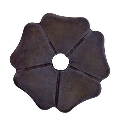 1 1/8 inch Clover Rowel