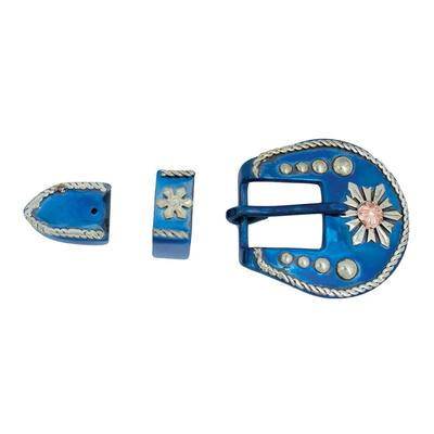 Snowflake 3 Set Belt Buckle