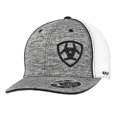 M&F Western Ariat Men's FF110 Offset Shield Cap