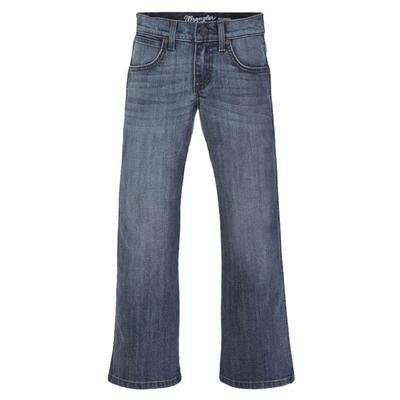 Wrangler Boy's Boot Cut Relaxed Jeans
