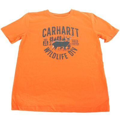 Carhartt Boy's Short Sleeve Graphic T-Shirt