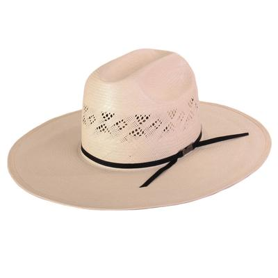 American Hat Co.Men's 4 1/4 Brim Straw Hat