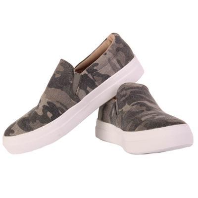Women's Slip On Casual Sneakers