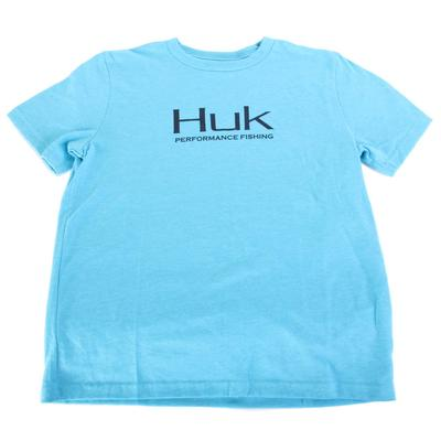 Huk Boy's Performance Fishing T-Shirt