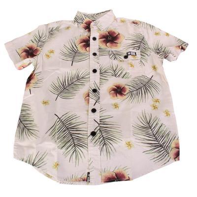 Salty Crew Boy's Macro Tropics Woven Shirt