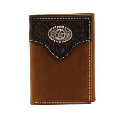 Texas Star Tri-Fold Wallet