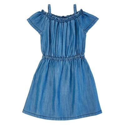 Wrangler Girl's Denim Chambray Dress
