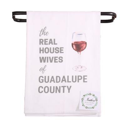 Real Housewives Liquor Hand Towel