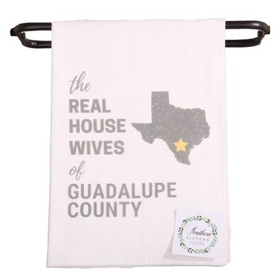 Real Housewives State Hand Towel