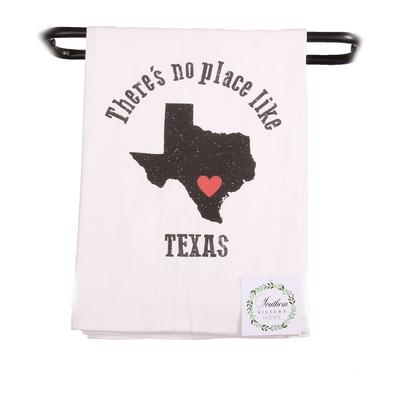 There's No Place Like Texas Hand Towel