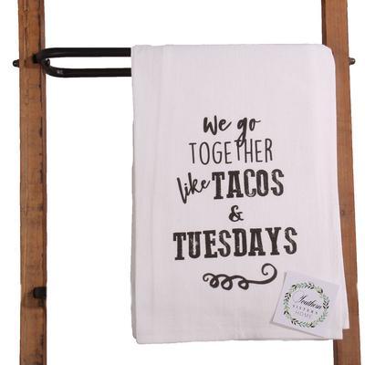 Tacos & Tuesday Hand Towel