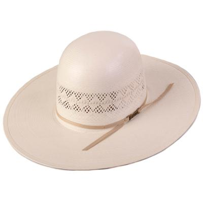 American Hat Co. Men's Cham Straw Hat