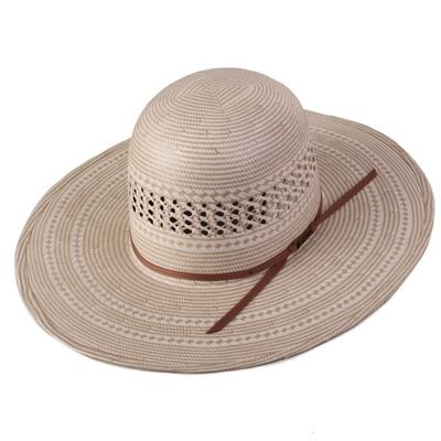 American Hat Co. Men's Rancher Crown Straw Hat