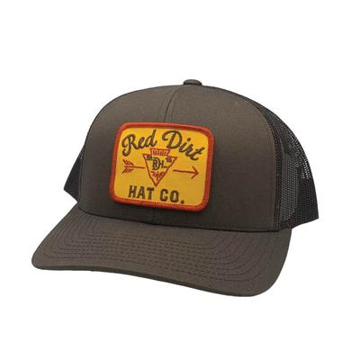 Red Dirt Hat Co.'s Mineral Water Cap