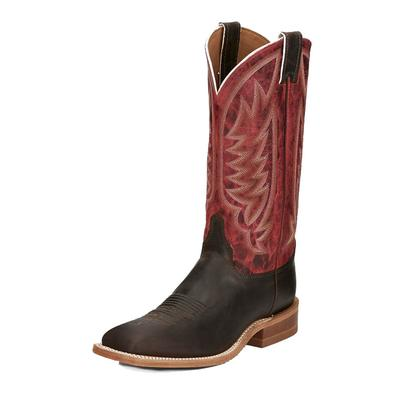 Justin Men's Andrews Chocolate Western Boots
