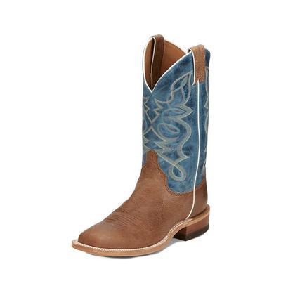 Justin Women's Moore Mocha Western Boots
