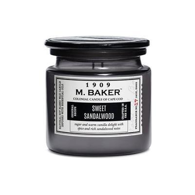 M. Baker Sweet Sandalwood Candle