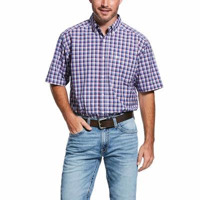 Ariat Men's Torrance Short Sleeve Button Down Shirt