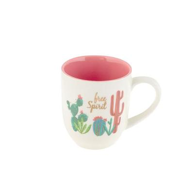 Free Spirit Cactus Coffee Mug