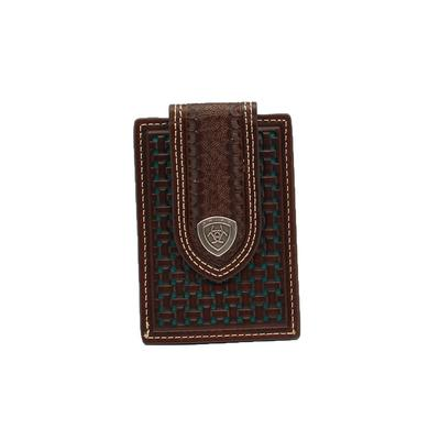 Ariat Men's Magnetic Clip Wallet