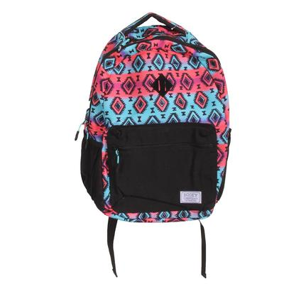 Hooey Recess Pink and Turquoise Backpack