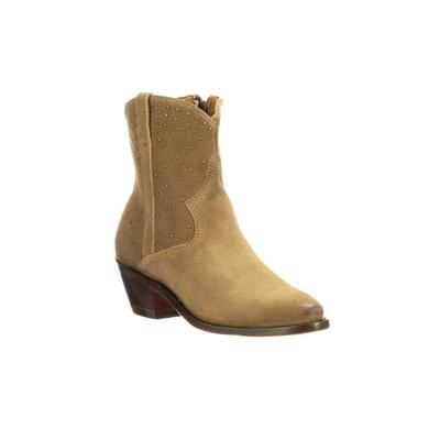Lucchese Women's Avie Stud Ankle Boots