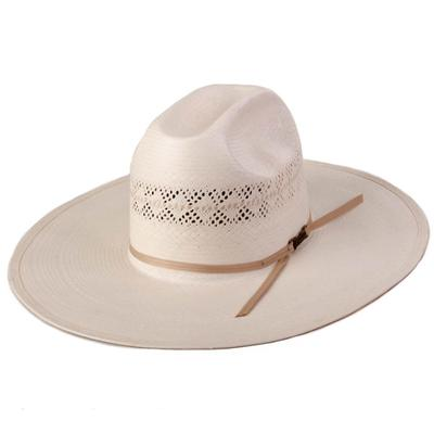 American Hat Co. Men's Tan Hatband Straw Hat